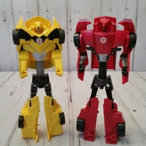 Two Transformers